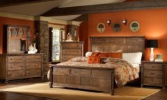 Double Bed (Vintage)